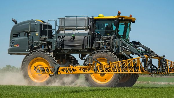 2019 Updates for Hagie High-Clearance Sprayers
