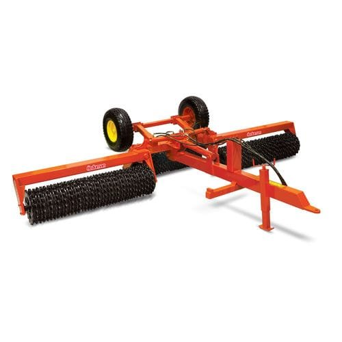 Agricultural rollers, Crosskill preseeding rollers