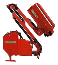 Equipments : Mulchers, Hedge mowers