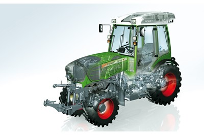 Fendt 200 Vario, a cluster of innovations!