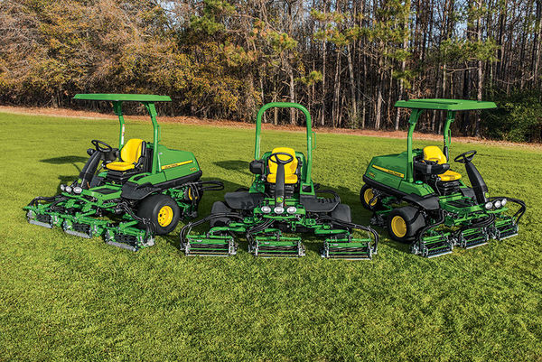 John Deere Golf Announces Expansion of PrecisionCut™ Fairway Mowers