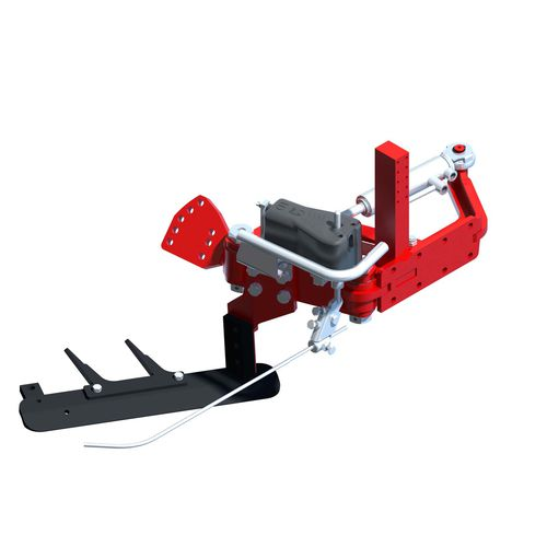 Mechanical weeder intercep IA Series