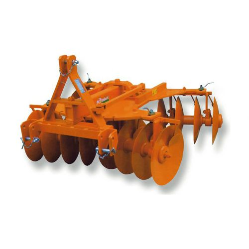 Mounted disc harrow 3 point hitch for vineyards FRP Series