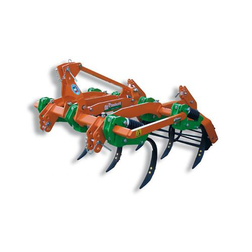 Mounted field cultivator with roller 3-point hitch CM Series