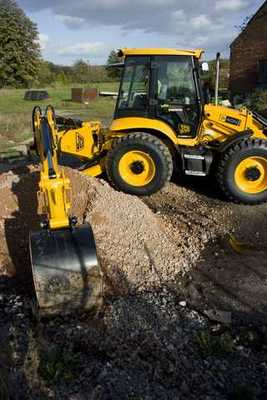New Backhoe Loader JCB 4 CN - Remote Arrow