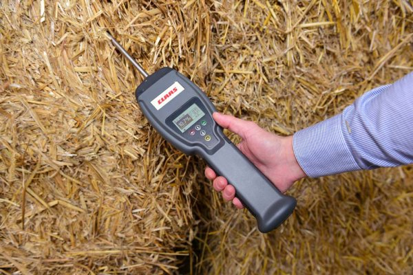 New metering devices for hay / silage / straw and grain crops