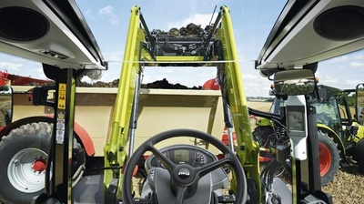 SIMA 2015: gold medal and special mention for CLAAS