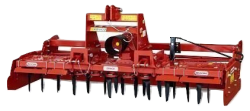 Tillage : Power harrow