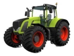 Traction : Tractors, ATVs, Side-by-side vehicles
