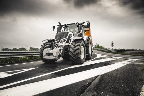 Valtra is number one in Estonia