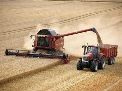With Max, Case-IH makes the maximum